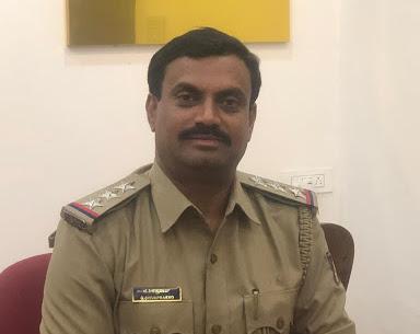 Police Inspector Shivaprasad